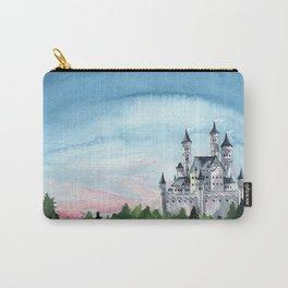 Brit's Fellow Fairy Tale Fanatic Castle Carry-All Pouch