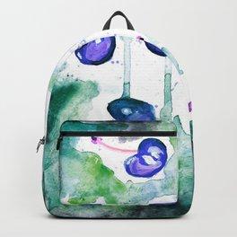 Blu Cherries Backpack