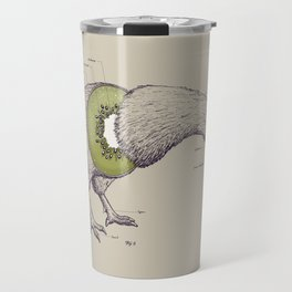 Kiwi Anatomy Travel Mug