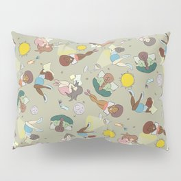 For the love of Books 02 Pillow Sham