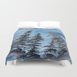 It's a new day Duvet Cover