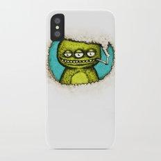 3Eye iPhone X Slim Case