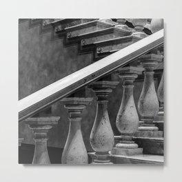 Vintage Stairs Metal Print