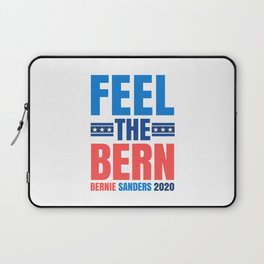 FEEL THE BERN BERNIE SANDERS 2020 Laptop Sleeve