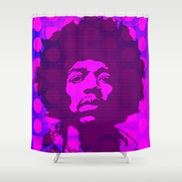 JIMI0302 Shower Curtain