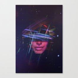 Lighwave 26 Canvas Print