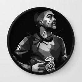 Hakim Ziyech Champions Wall Clock