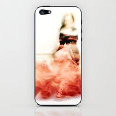 Lady Rose iPhone & iPod Skin
