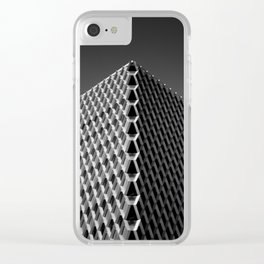 frequency.mono Clear iPhone Case