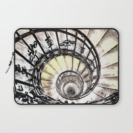 The Spiral Staircase Laptop Sleeve