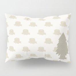 Day 08/25 Advent - The Last Christmas Tree Pillow Sham