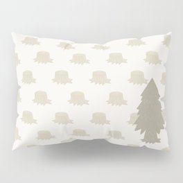 The Last Christmas Tree Pillow Sham