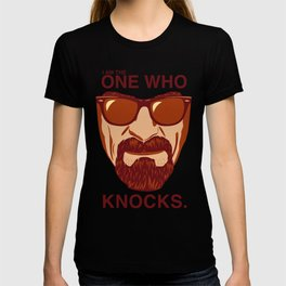 I Am The One Who Knocks - Walter White T-shirt