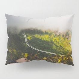 Stairway to heaven, Hawaii Pillow Sham
