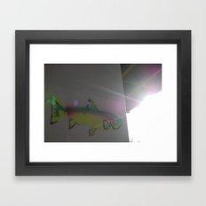 Gangs of Montuckey Framed Art Print