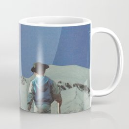 Neighboring Planets Coffee Mug