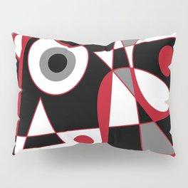 Abstract #505 Pillow Sham