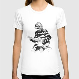 The Ghost of Cobain T-shirt
