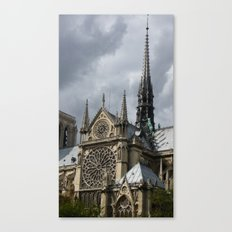 Gothic Side Canvas Print