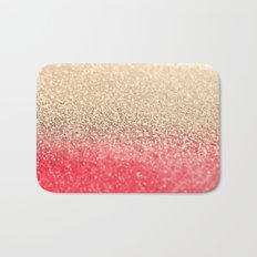 GOLD CORAL Bath Mat