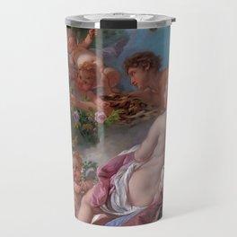 """François Boucher """"Angelica and Medoro"""" Travel Mug"""