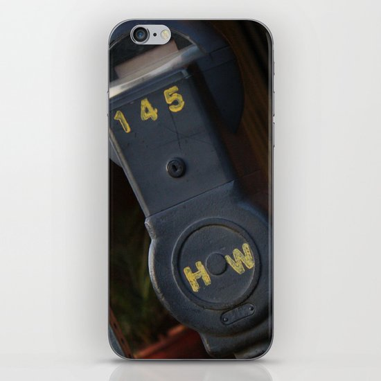 What we have here... iPhone & iPod Skin