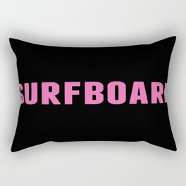 Surfboard Yeonce Rectangular Pillow
