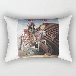 Domestic Goddess Rectangular Pillow