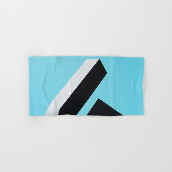 Abstract Architecture Hand & Bath Towel