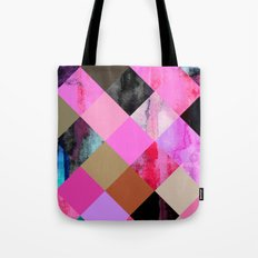 colour + pattern 14 Tote Bag