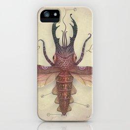 Stag Squid iPhone Case