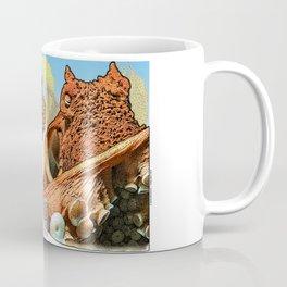 Giant Pacific Octopus Coffee Mug