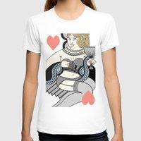 queen T-shirts featuring queen by ulas okuyucu