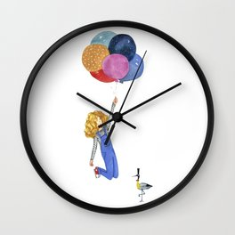 Happyness Wall Clock