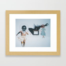 u3000-2 Framed Art Print