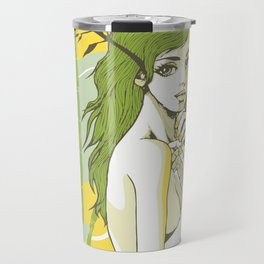 The Strong and The Beautiful Travel Mug