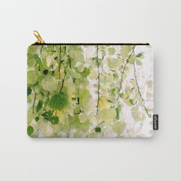 Eucalyptus Tree Carry-All Pouch