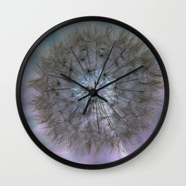Fluid Nature - Magical Wishes Wall Clock