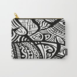Abstractish 1  Carry-All Pouch