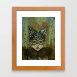 Trigger Framed Art Print
