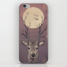 Deer Soul iPhone & iPod Skin