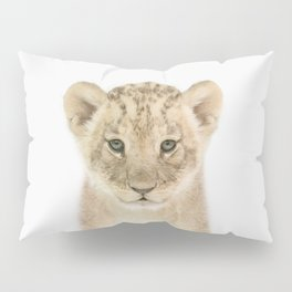 Baby Lion Pillow Sham