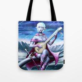 Dark Elf Tote Bag