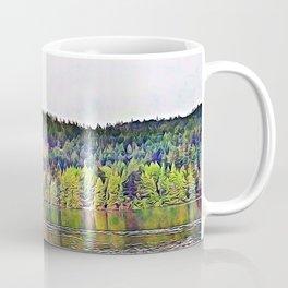 Mirrors Coffee Mug