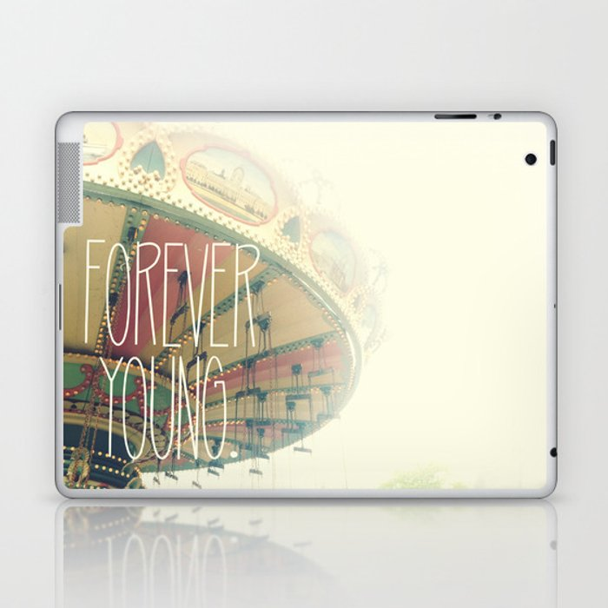 F∞REVER Laptop & iPad Skin