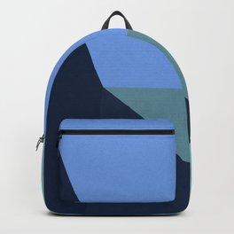 Blue Room & Shadows Backpack