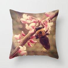It's a Beautiful Life Throw Pillow