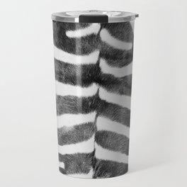 Striped Travel Mug