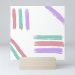 Fingerpaint Mini Art Print