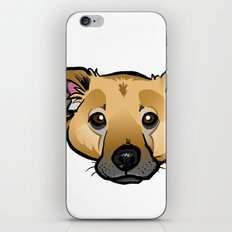 Doggie iPhone & iPod Skin